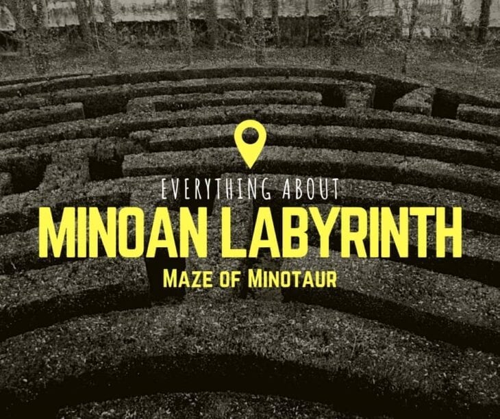 Everything about Minoan Labyrinth / Maze of Minotaur