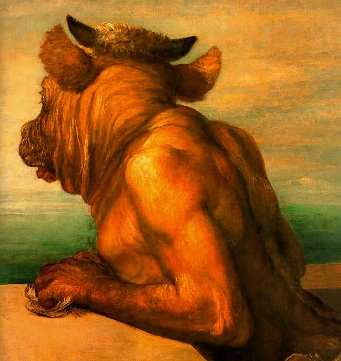 Mythe du Minotaure