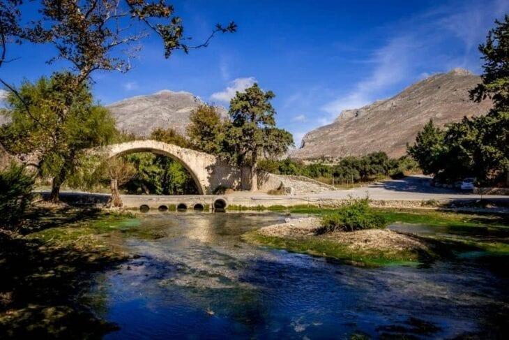Preveli-Brücke