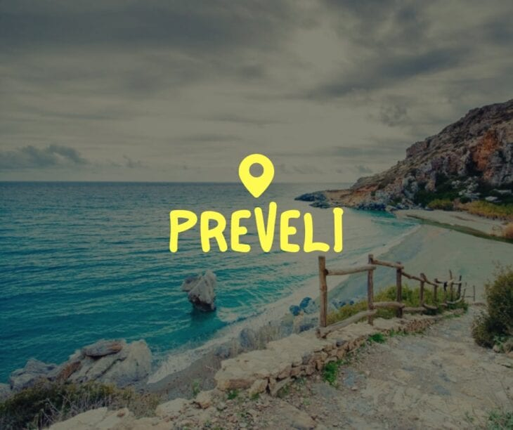 Preveli Strand Kreta