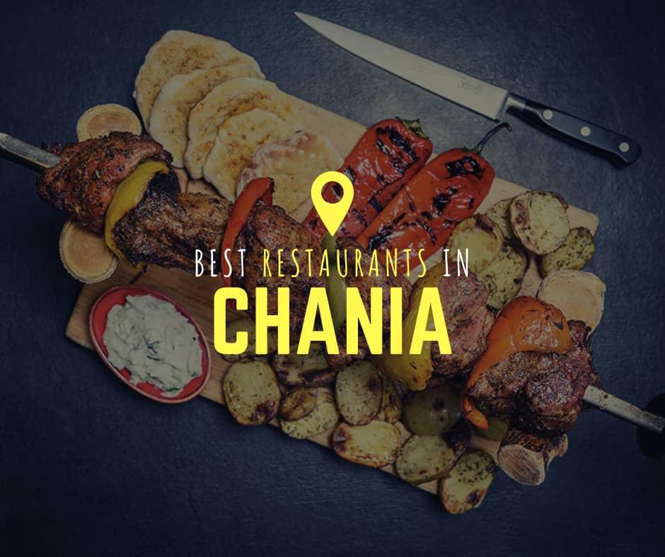 Best Restaurants in Chania