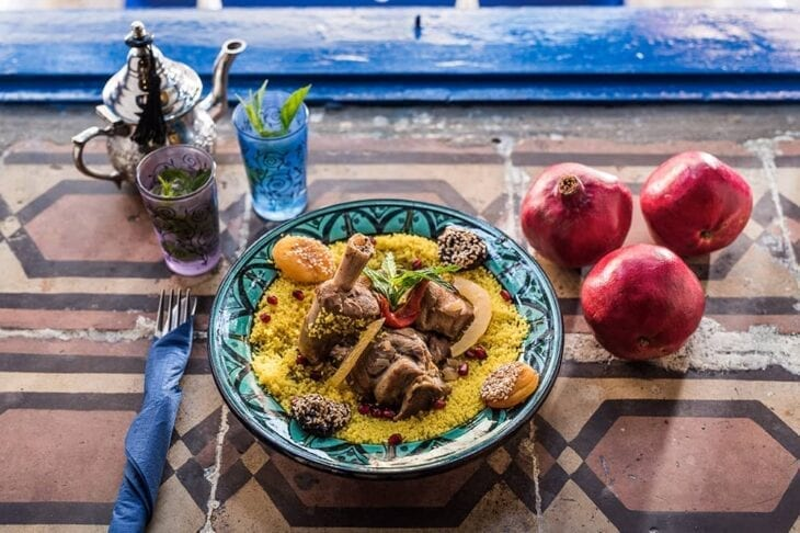 Chania Restaurant Abendessen