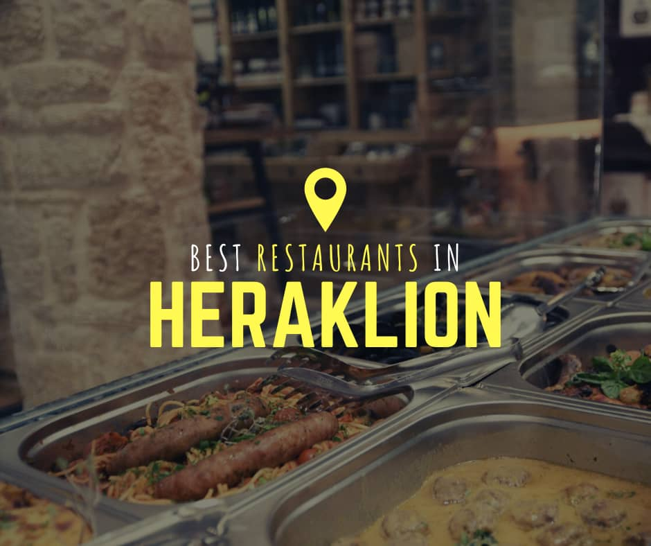 Top-Restaurants in Heraklion