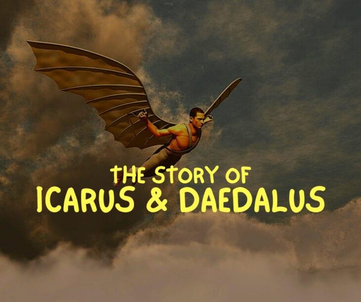 Icarus & Daedalus Story