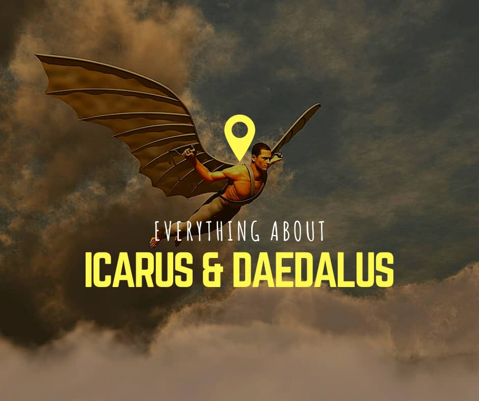 Icarus & Daedalus Story