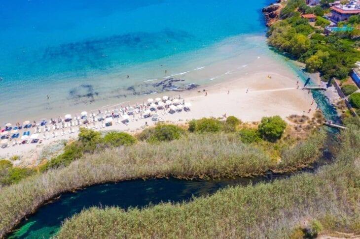 Almyros Sandy Beach