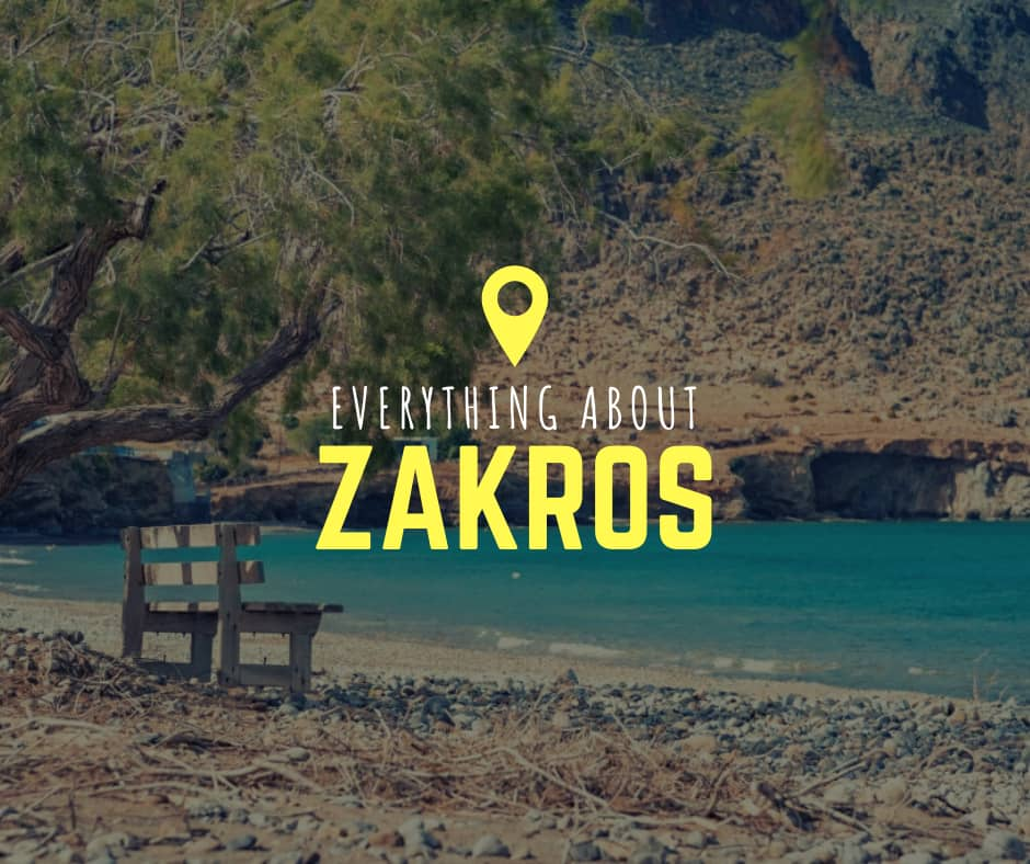 Everything about Zakros
