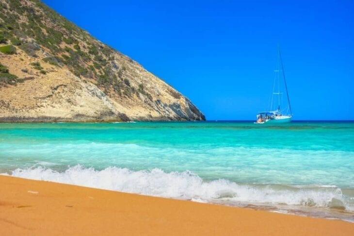 Spiaggia di Potamos aGavdos