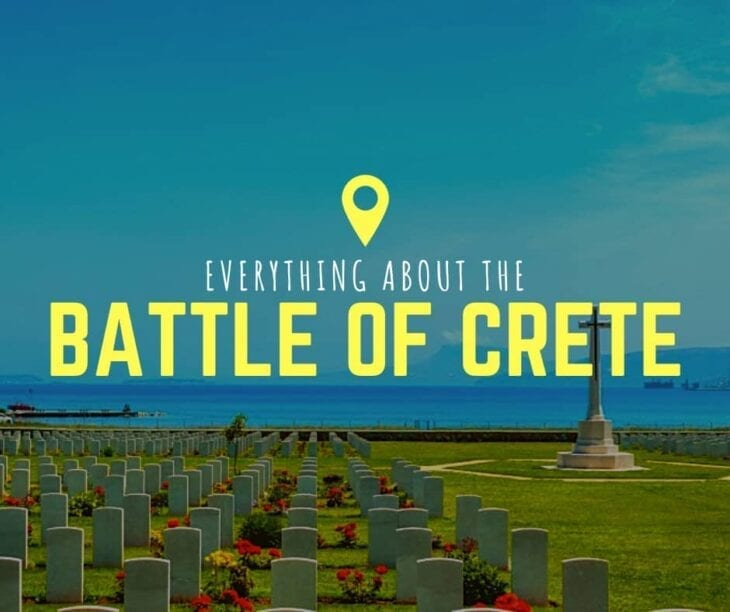 Everything about the Battle of Crete