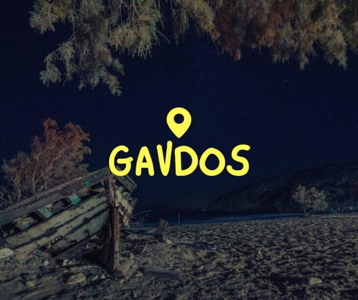 Alles über Gavdos