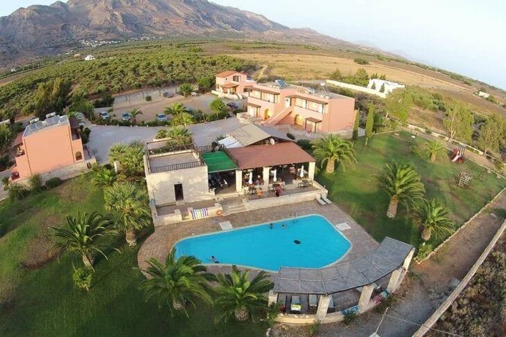 Villaggio di Kallikrates
