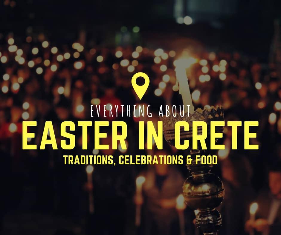 Easter in Crete
