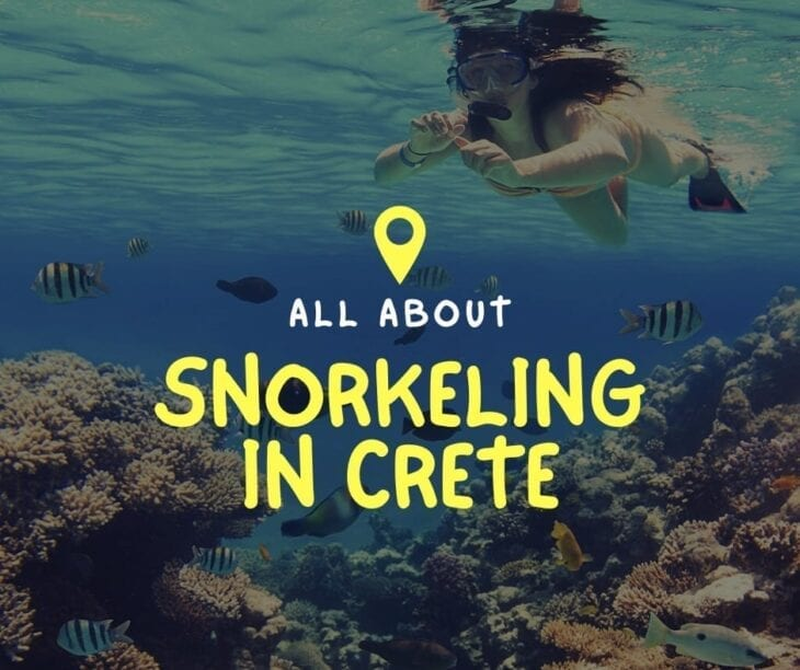 All About Snorkeling in Crete
