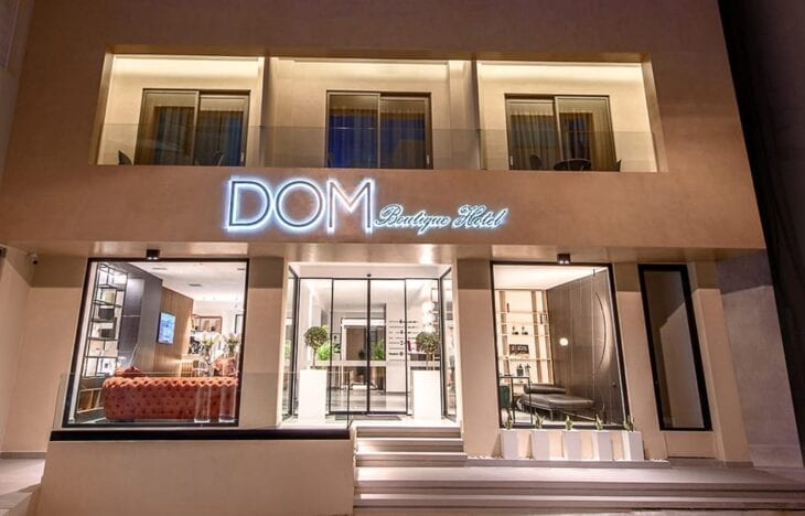 DOM Boutique Hotel in Heraklion Downtown