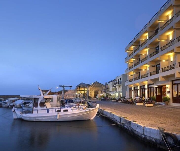 Porto Veneziano Chania Hotel
