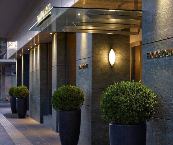 Samaria Hotel in Chania City Center