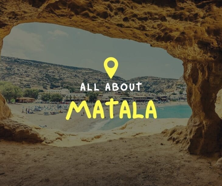 Everything about Matala Crete
