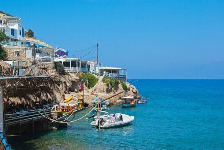 Matala Bay Crete