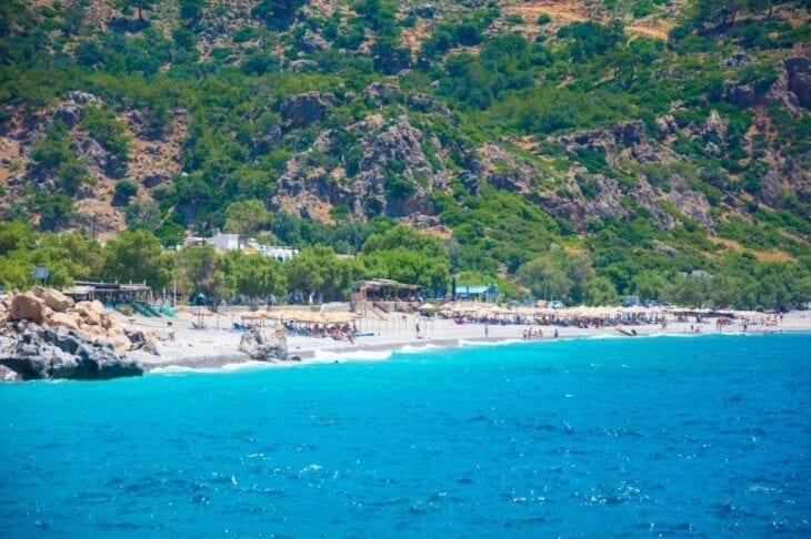 Spiaggia di Sougia