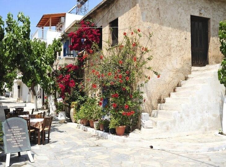 Cretan Village Mirtos