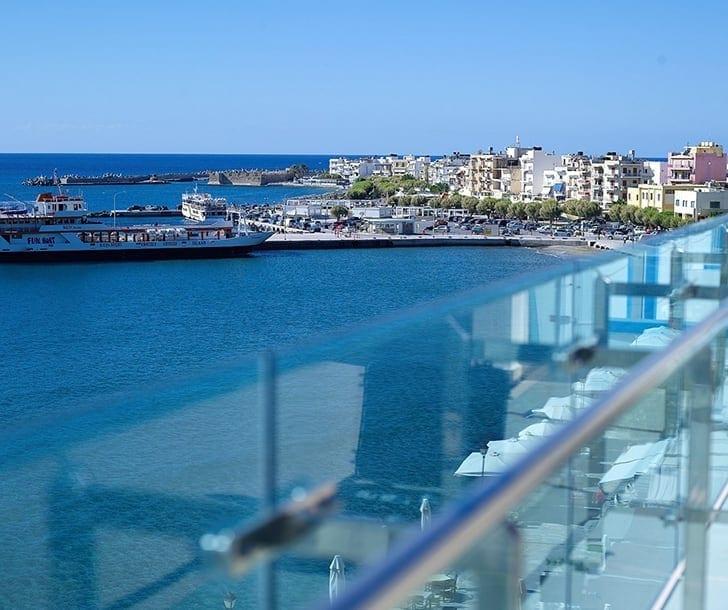 El Greco Hotel in Ierapetra