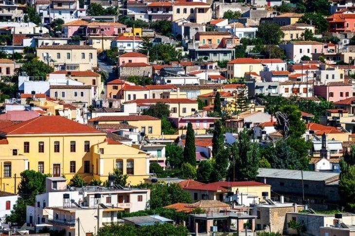 Hillside Archanes Crete
