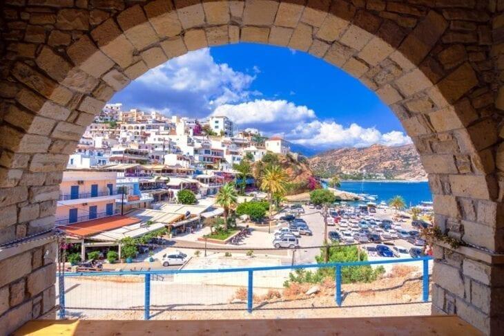 Malerisches Dorf Agia Galini