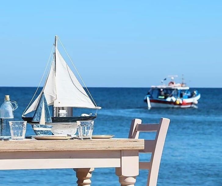 Vira Potzi restaurant in Ierapetra
