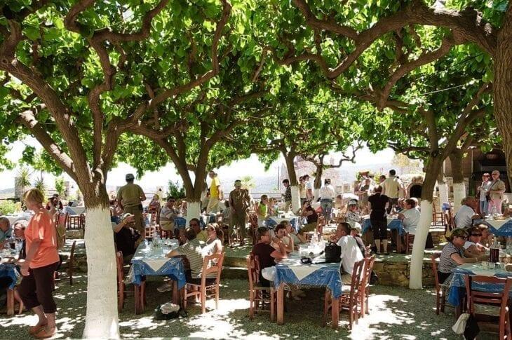 Restauracje w Fodele