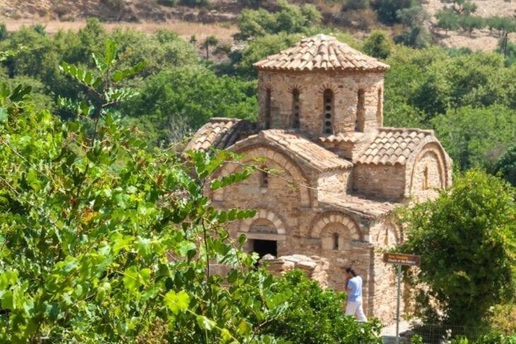 Kościół Panagia w Fodele