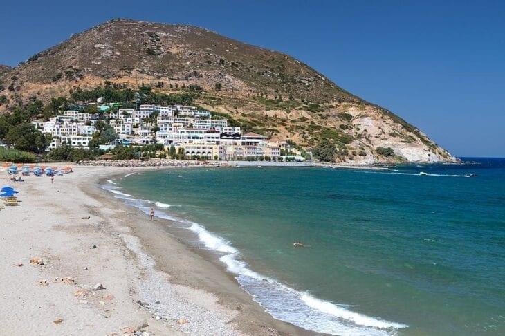 Plaża Fodele, Kreta
