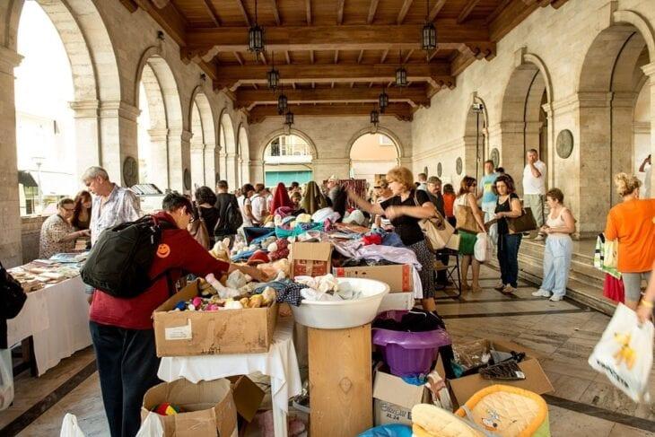 Heraklion Flea Market