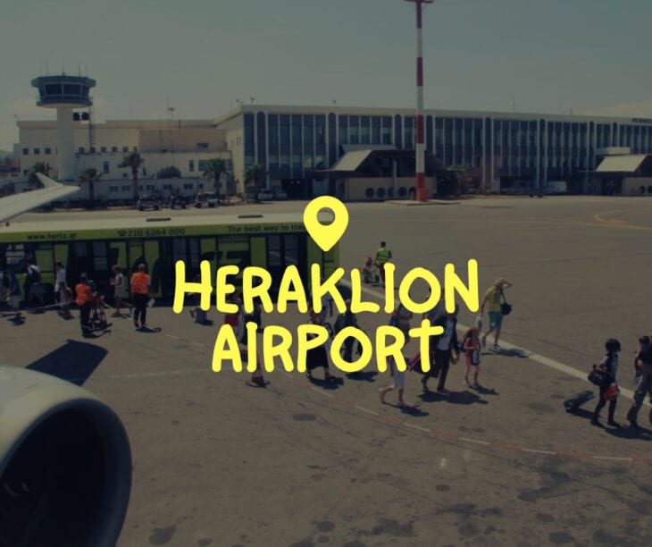 Everything about Heraklion Airport