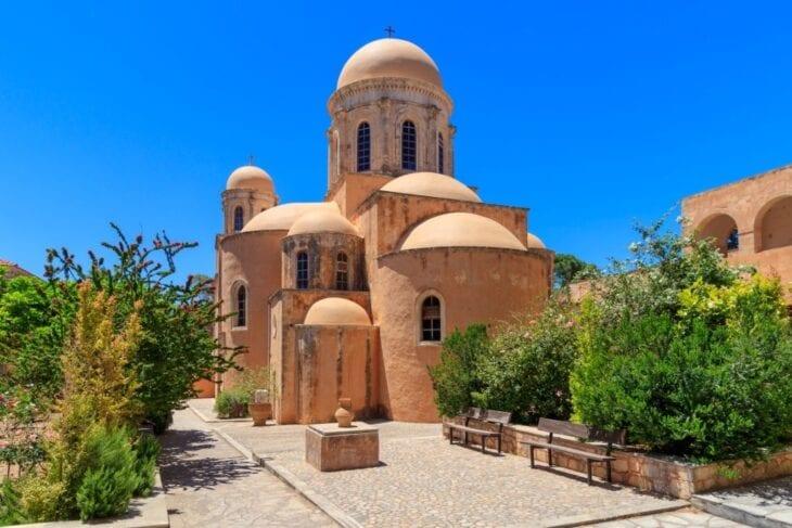Agia Triada Tzagaroli Monastery