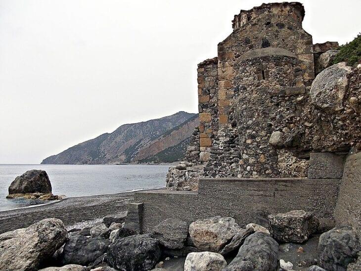 Agios Pavlos Church Sfakia