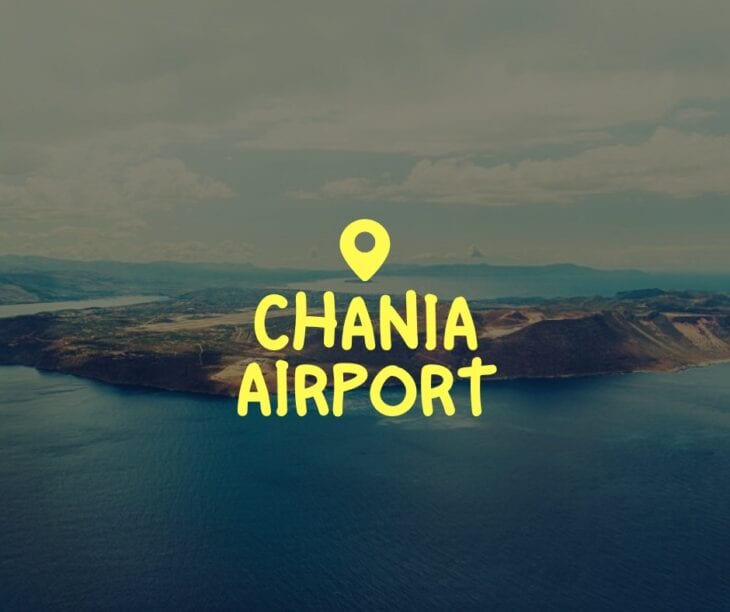 All about Chania Airport