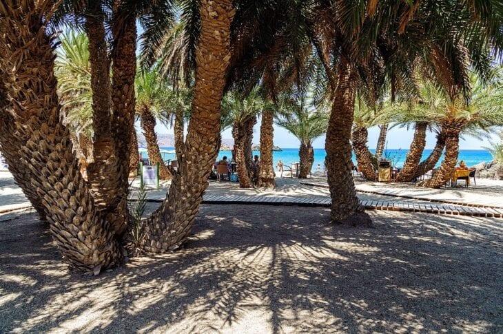 Entrance to Vai Palm Beach