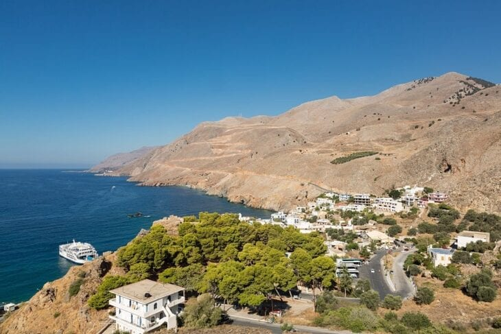 Hora Sfakion Crete