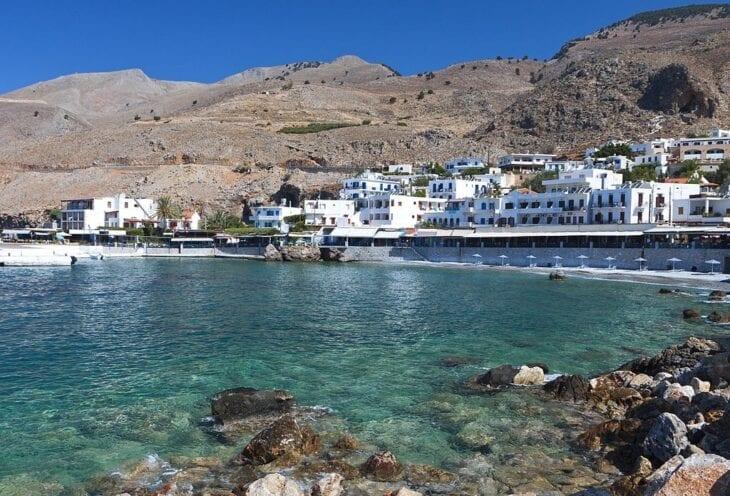 Sfakia Bay