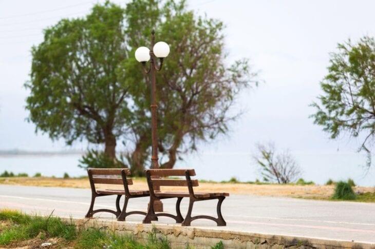 Banc à Maleme, Crète