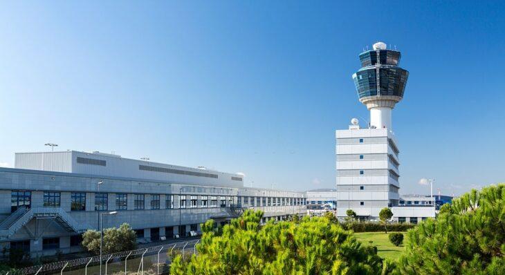 Lotnisko w Atenach