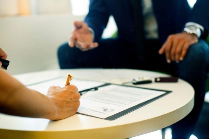 Car rental Insurance Contract