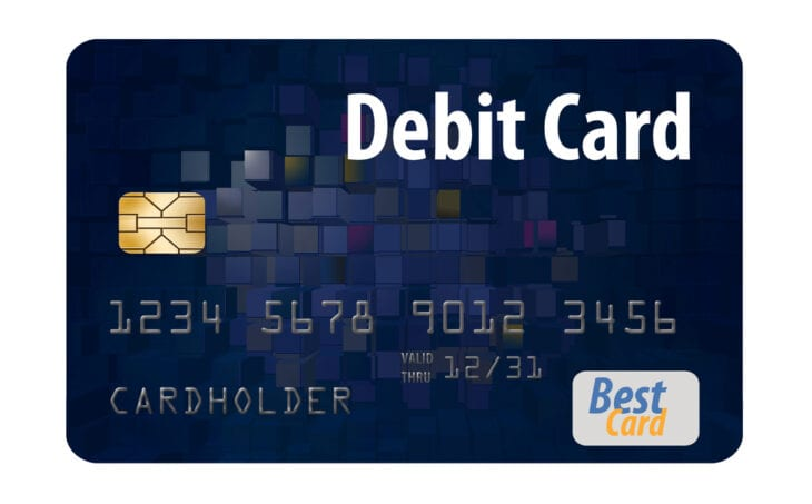 Debitkartenzahlung
