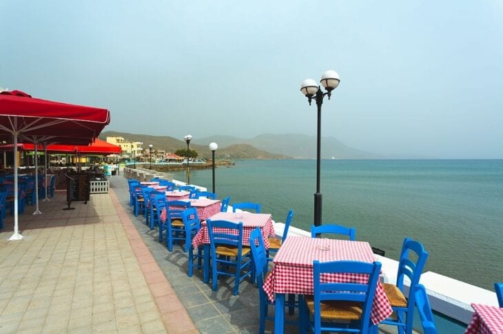 Kissamos Crete Port Side