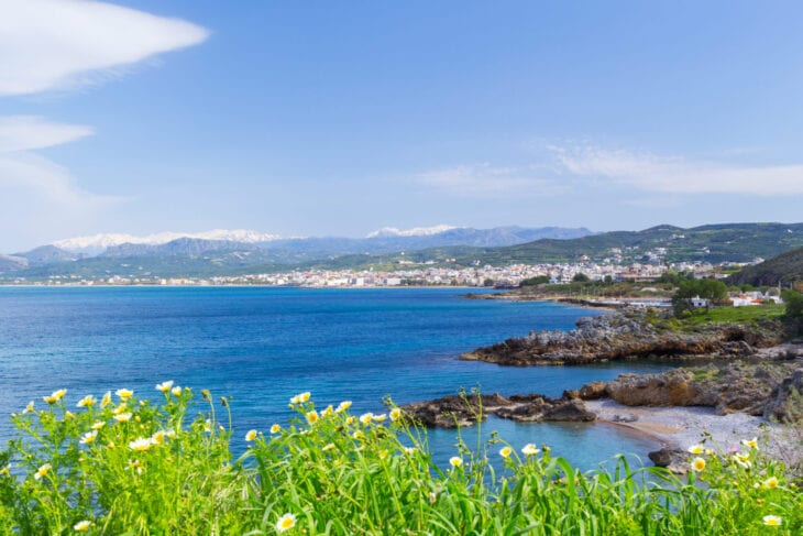 Kissamos Landscape Crete