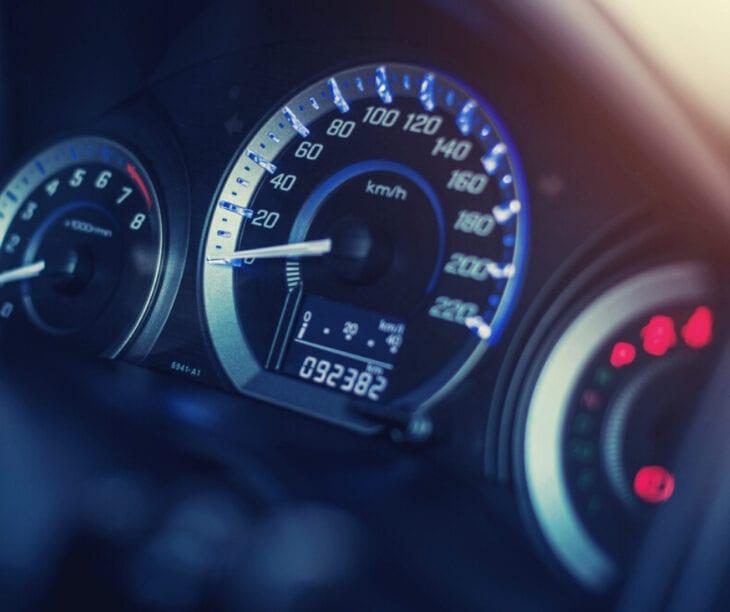 Odometer Dashboard