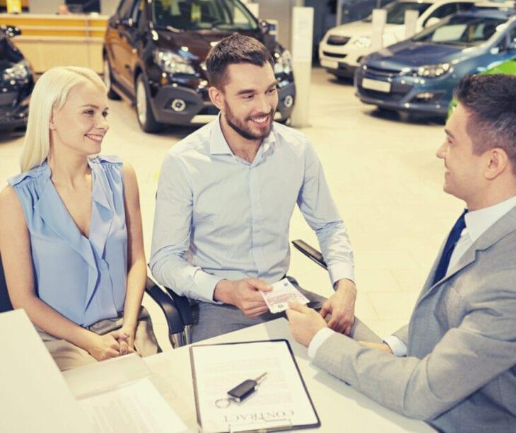 Akzeptierte Zahlungen für Mietwagen in Griechenland