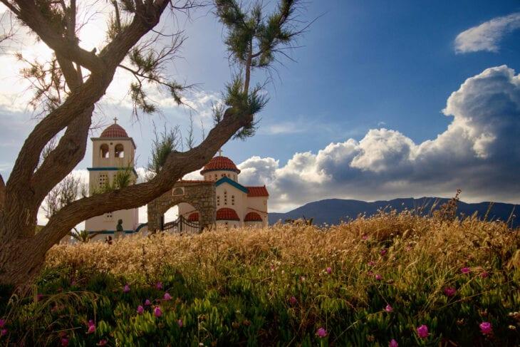 St Nicolas Church In Kissamos Crete