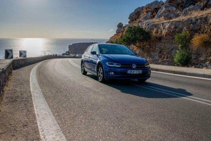 Volkswagen Golf - car rental in Greece