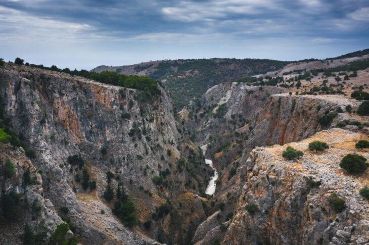 Aradena Gorge Crete